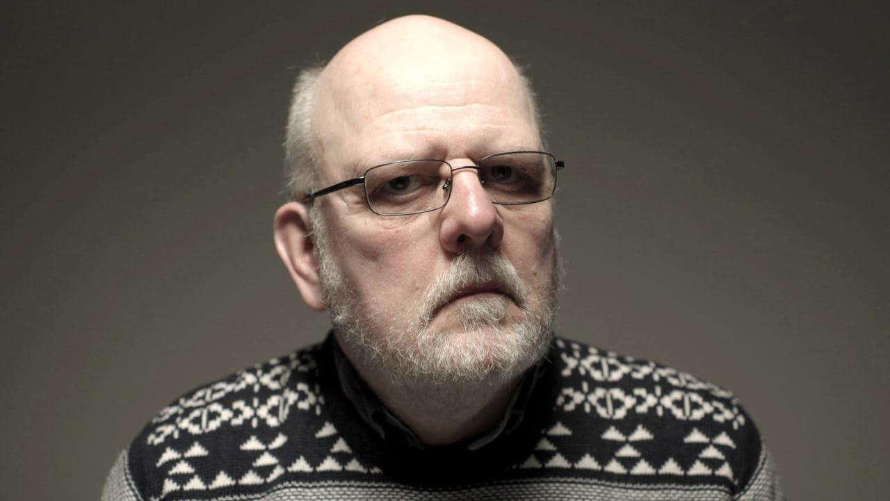 Porträtt av Thomas Quick.