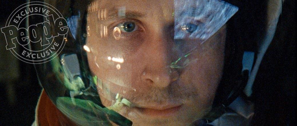 Ryan Gosling i First Man.
