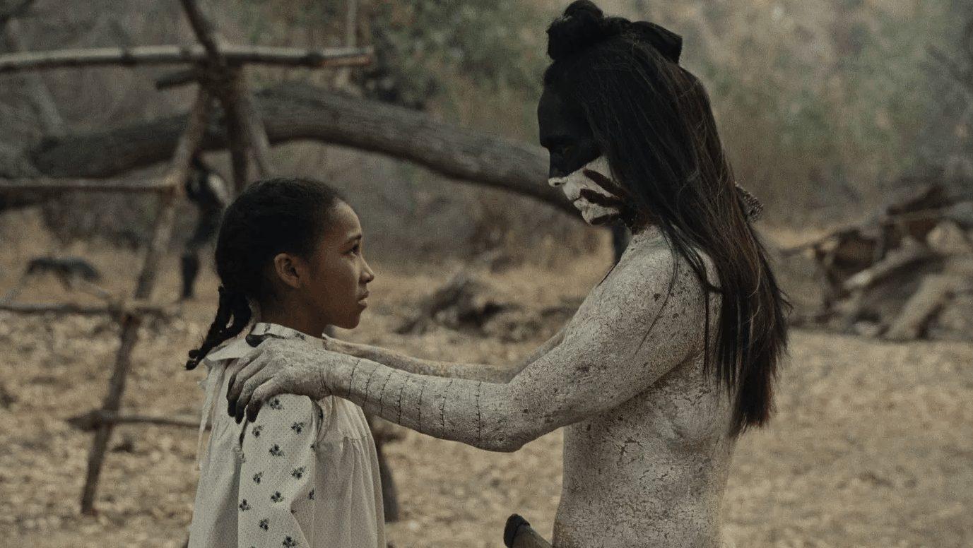 Zahn McClarnon som Akecheta i andra säsongen av Westworld