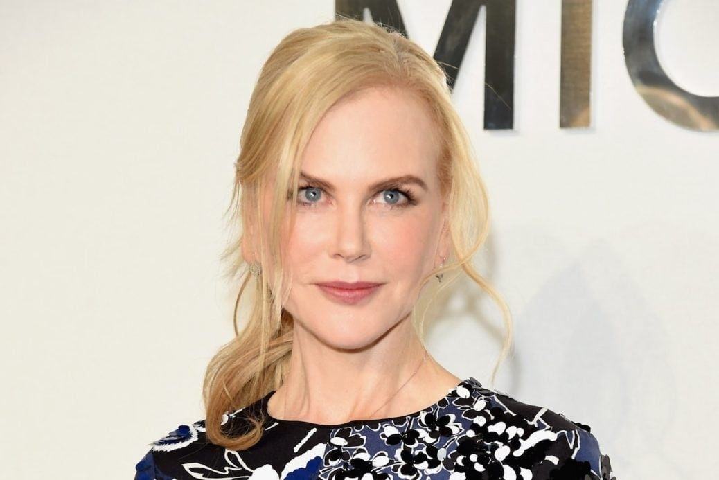 Skådespelerskan Nicole Kidman.