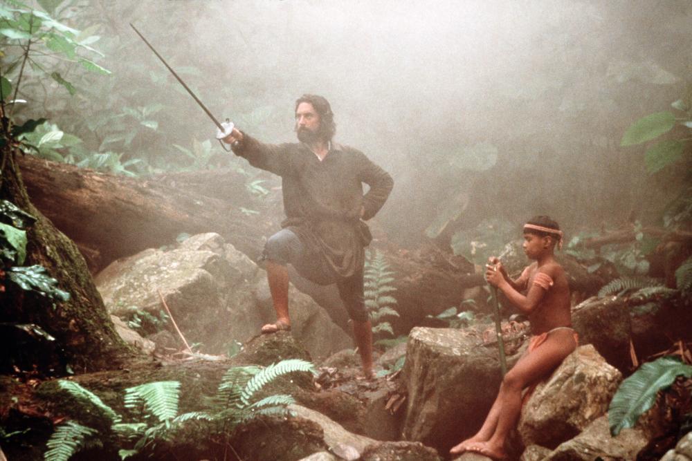 Robert De Niro, Bercelio Moya