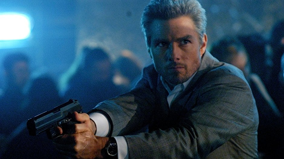 Tom Cruise i Collateral.