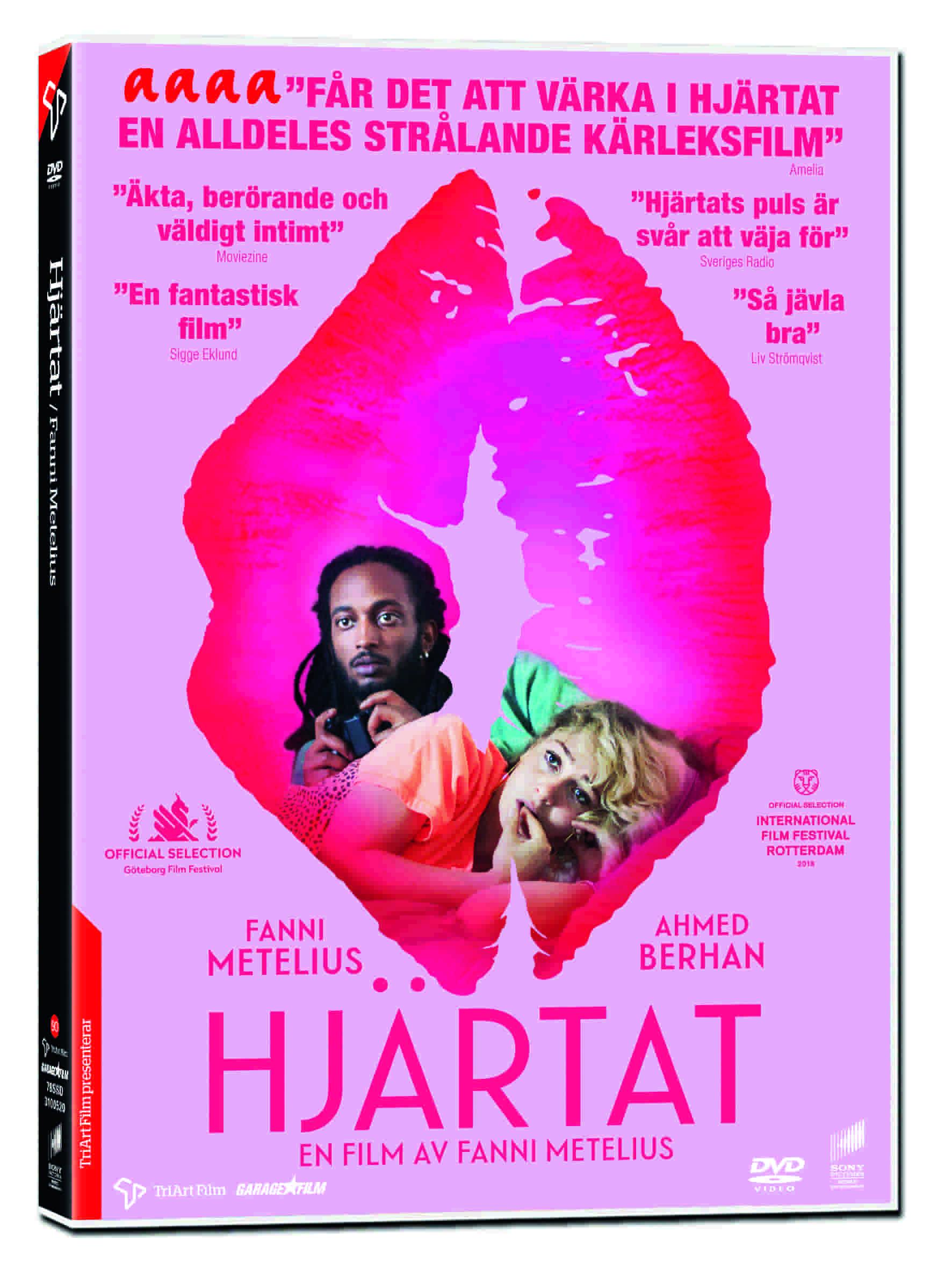Hjärtat dvd