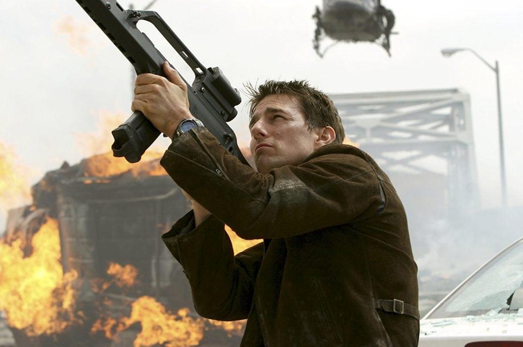 Tom Cruise i Mission: Impossible III.