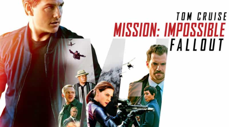 Poster till Mission: Impossible - Fallout
