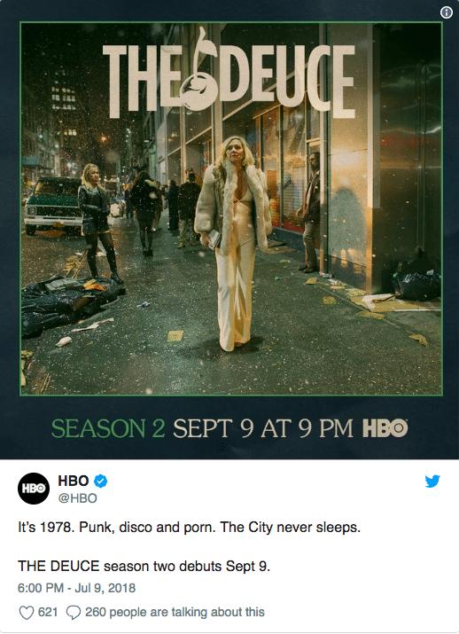 HBO Twitter