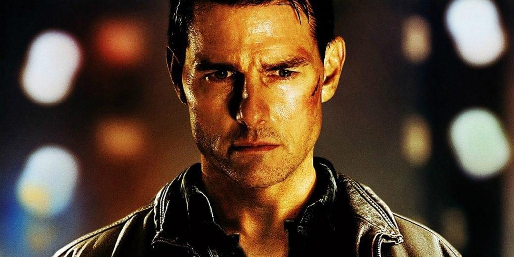 Tom Cruise som Jack Reacher.