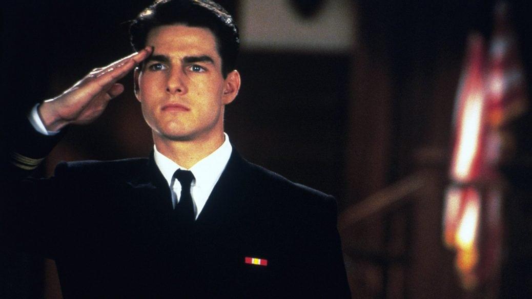 Tom Cruise i På heder och samvete.
