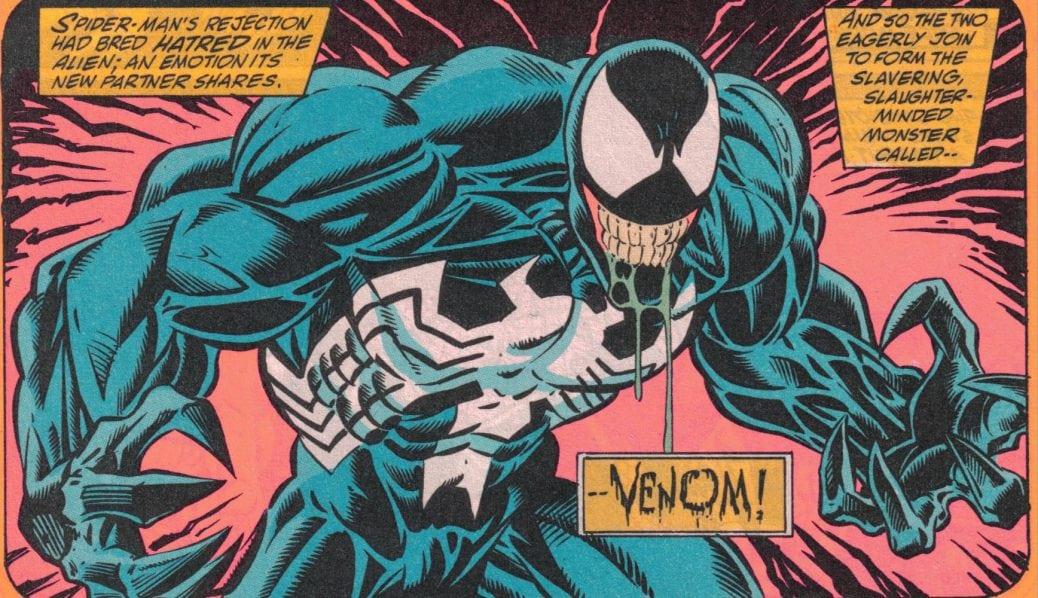 Venom i serietidningen