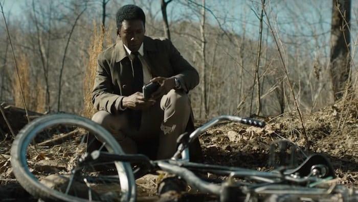 """Mahershala Ali i den nya säsongen av """"True Detective"""""""
