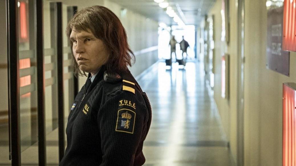 """Eva Melander som Tina i """"Gräns""""."""