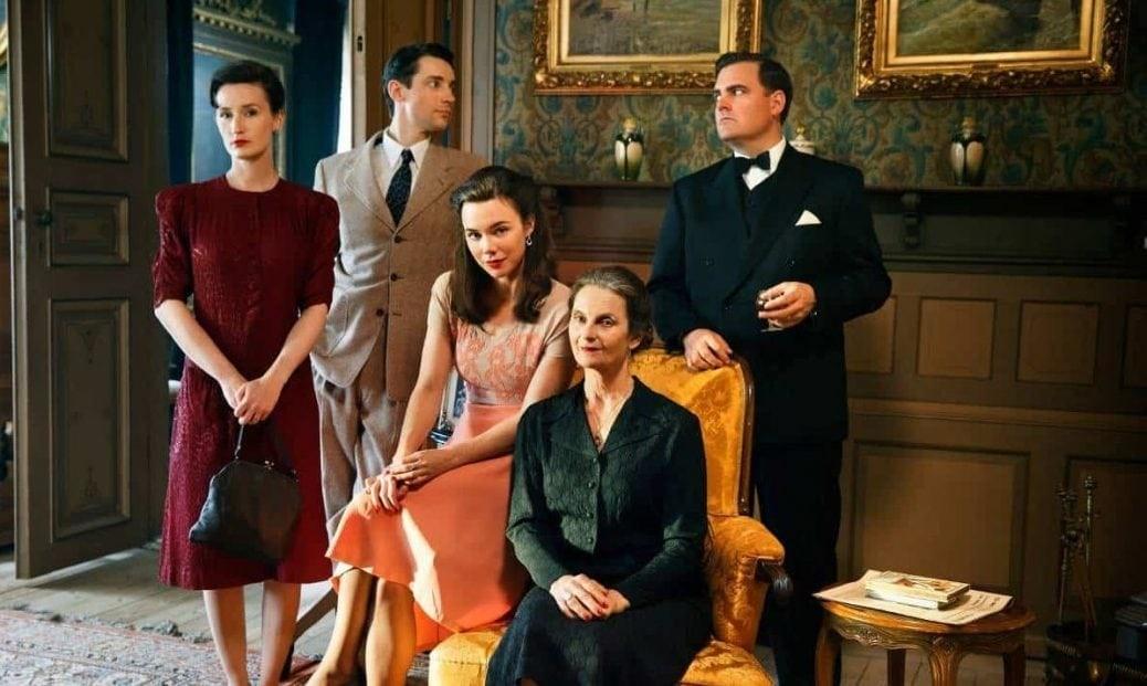 Familjen Löwander i Vår tid är nu säsong 2.