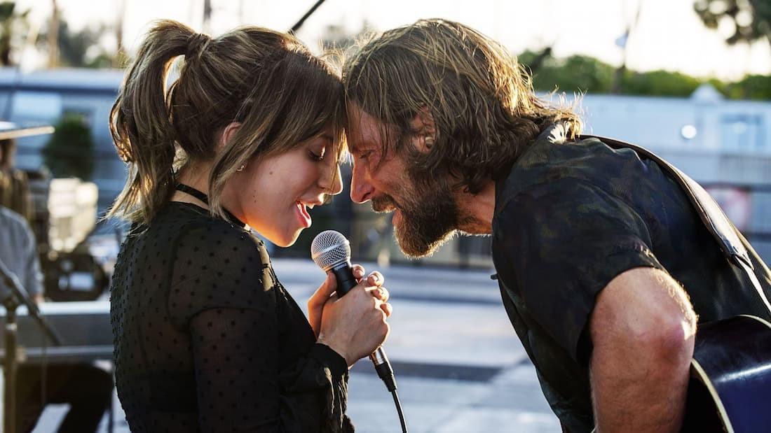 """Lady Gaga och Bradley Cooper i """"A Star Is Born"""" –Oscarsgalan 2019"""