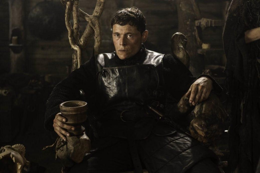 Burn Gorman i Game of Thrones.