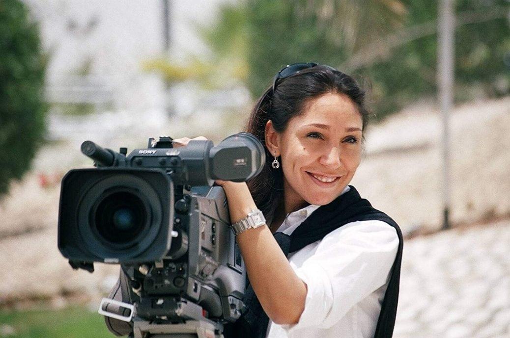 Haifaa Al-Mansour, regissören bakom bl a Nappily Ever After.