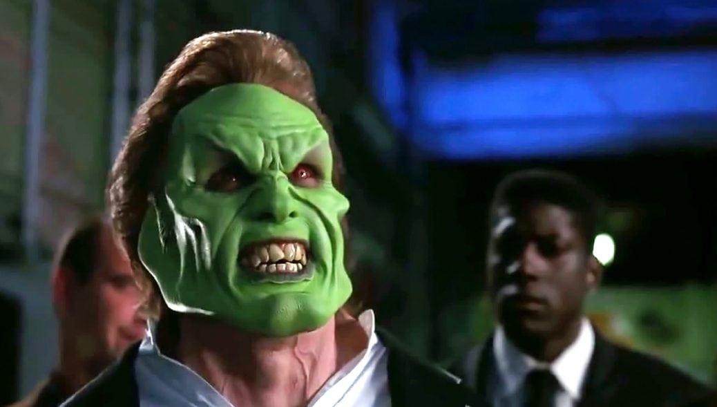 Peter Greene i The Mask