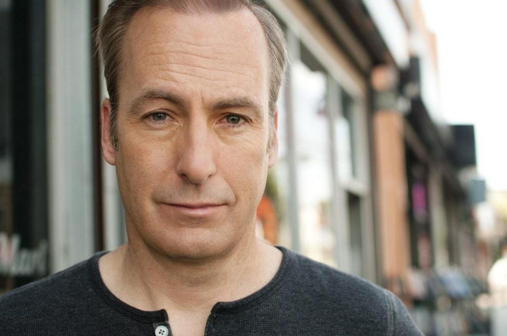 På bilden ser du Bob Odenkirk