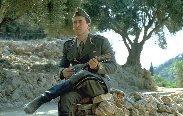 Nicolas Cage i Kapten Corellis mandolin.