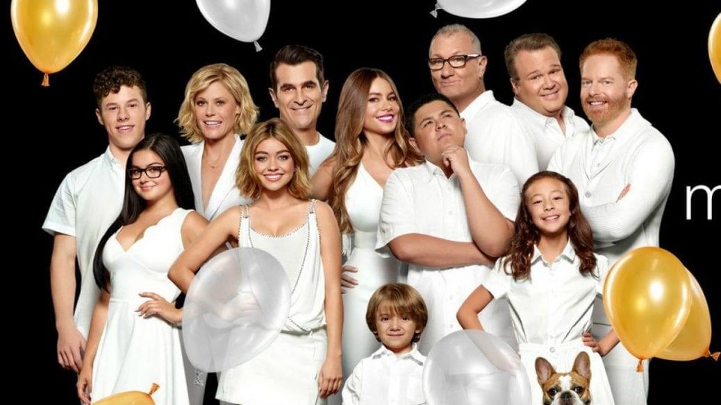 Modern Family säsong 10