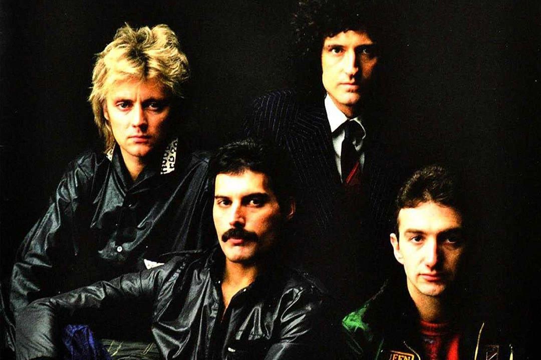 Rockbandet Queen.