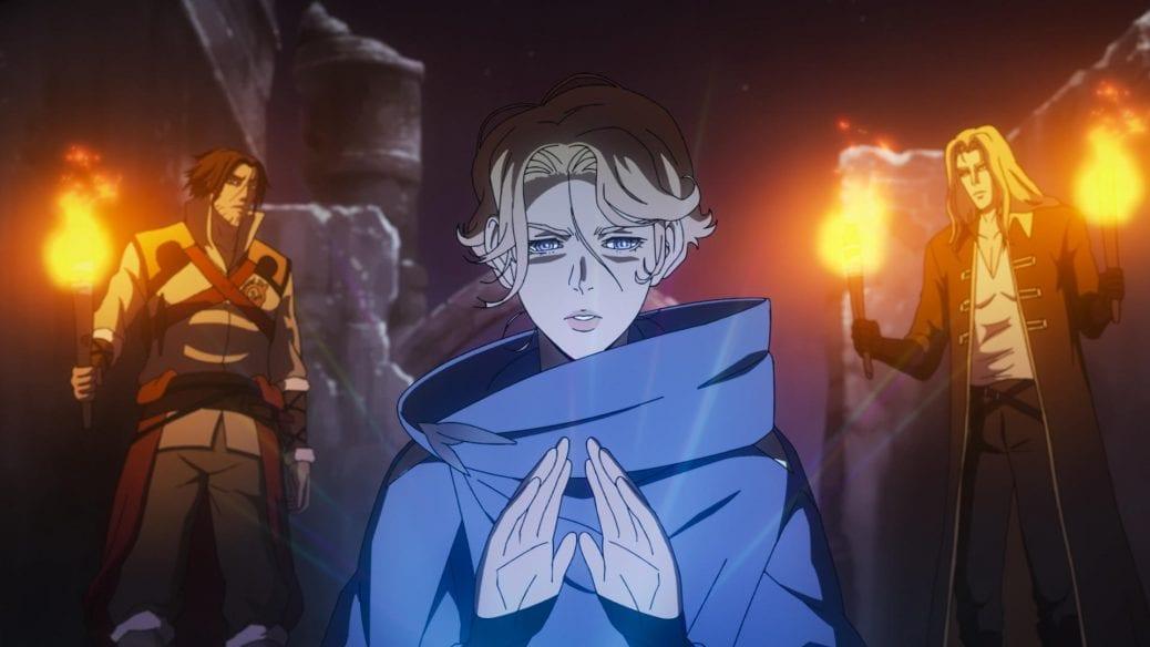 Castlevania (säsong 2)