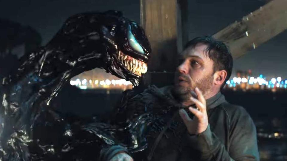 Tom Hardy och Venom
