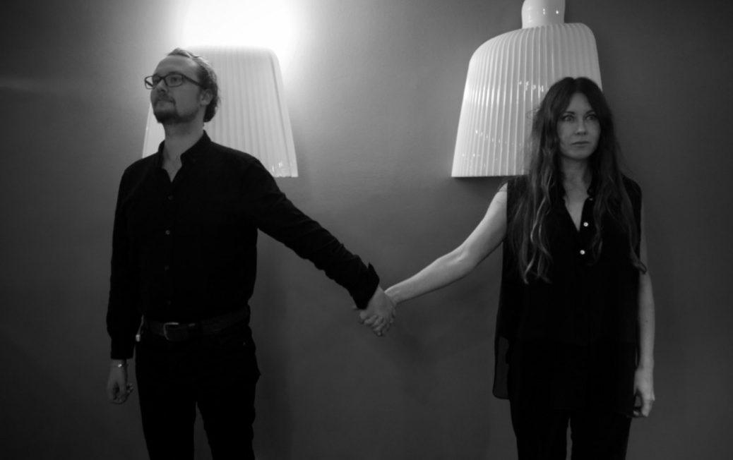 Eric Diedrichs och Anna Odell