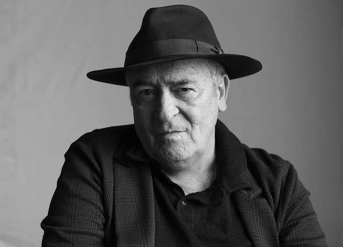 """Bernardo Bertolucci, regissör till bl.a. """"Den siste kejsaren"""" och """"Sista tangon i Paris""""."""