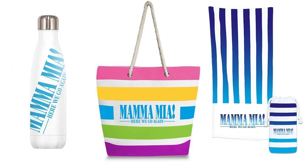 Mamma Mia-paket.