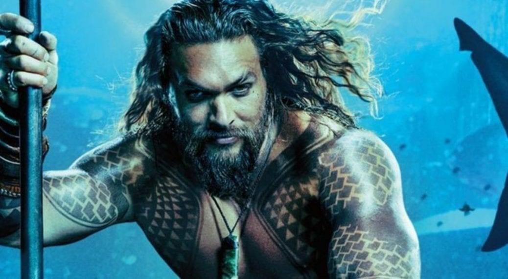 En bild på Aquaman