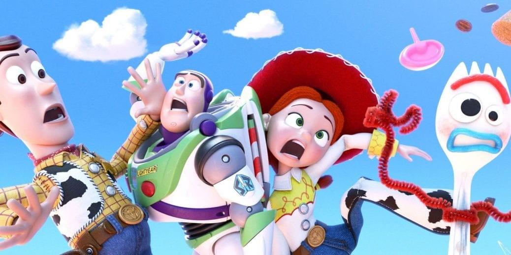 Hela Toy Story gänget