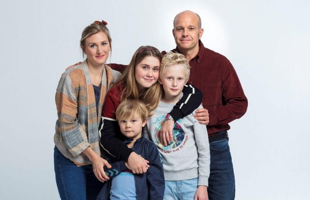 Familjen Andersson i Sune vs Sune.
