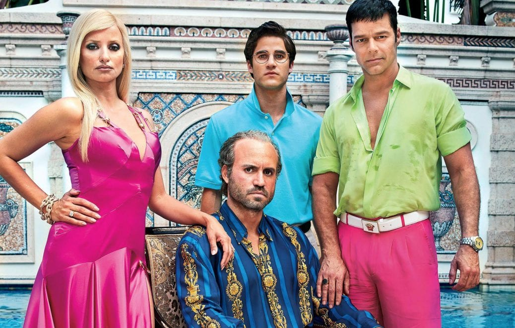 The Assassination of Gianni Versace: American Crime Story.