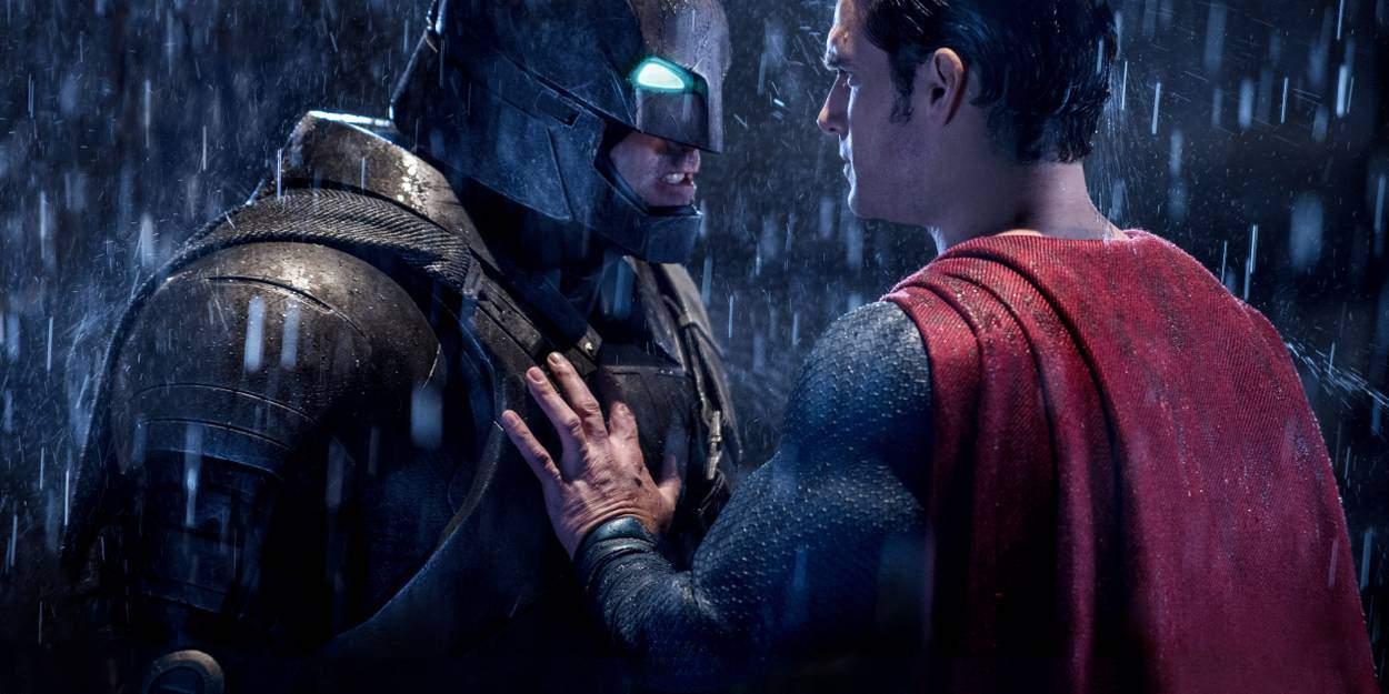 Hjältarna i Batman v. Superman