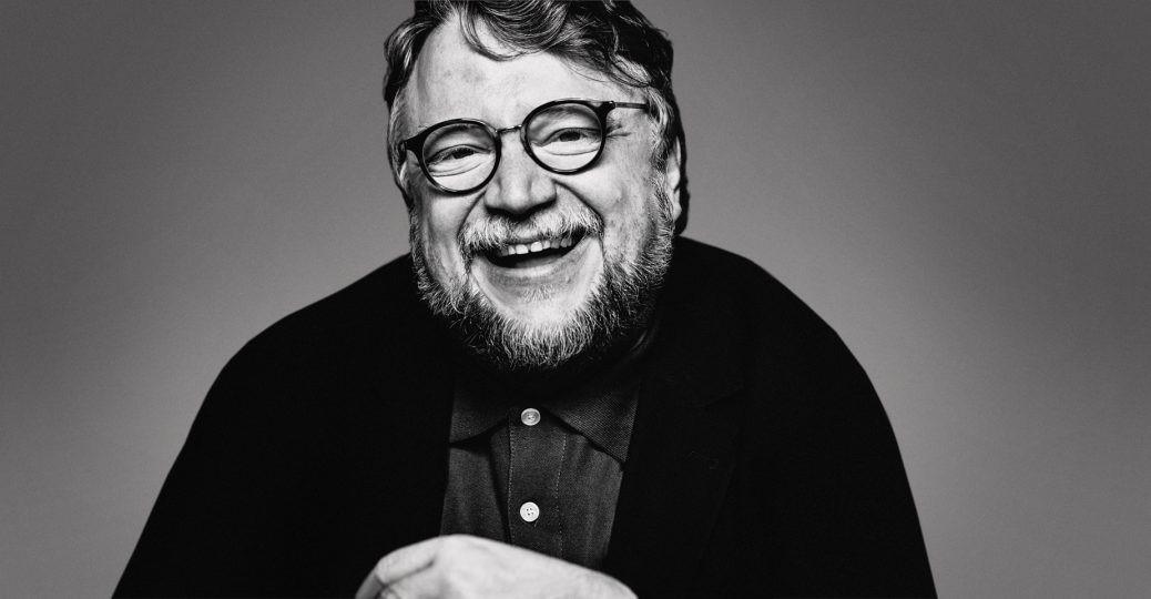 En bild på Guillermo del Toro