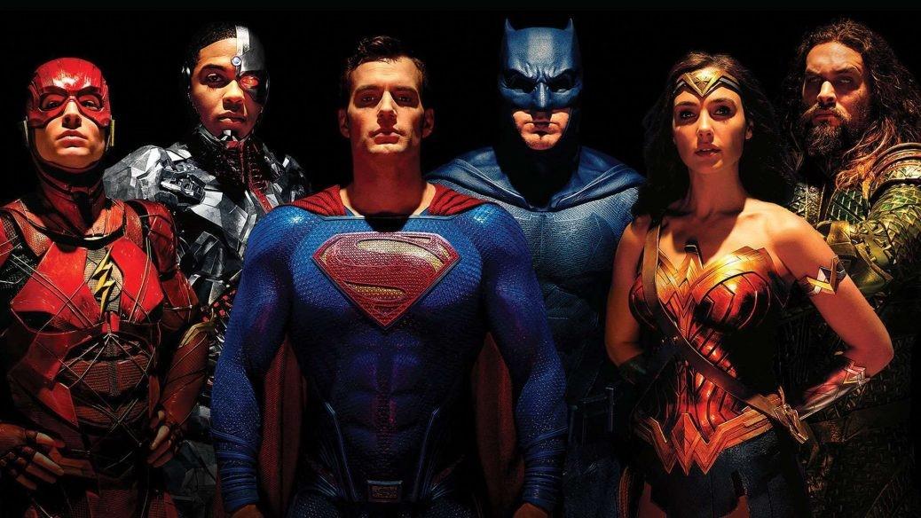 Hjältarna i Justice League