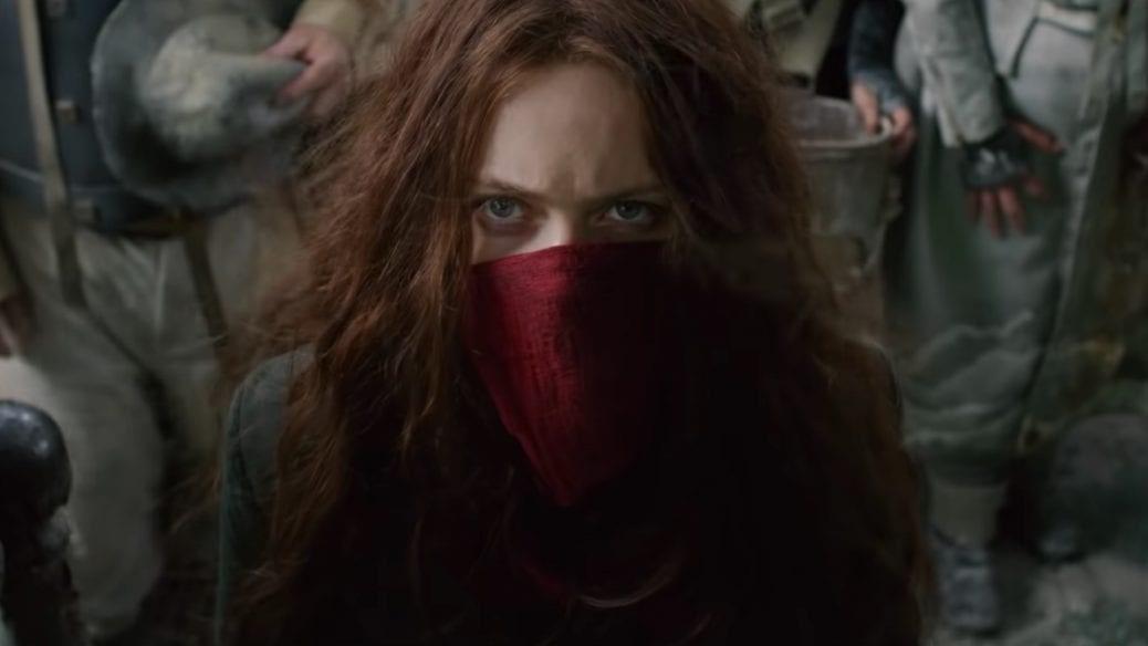 "Hera Hilmar i ""Mortal Engines"""