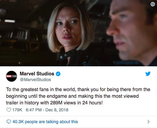 Marvel Twitter