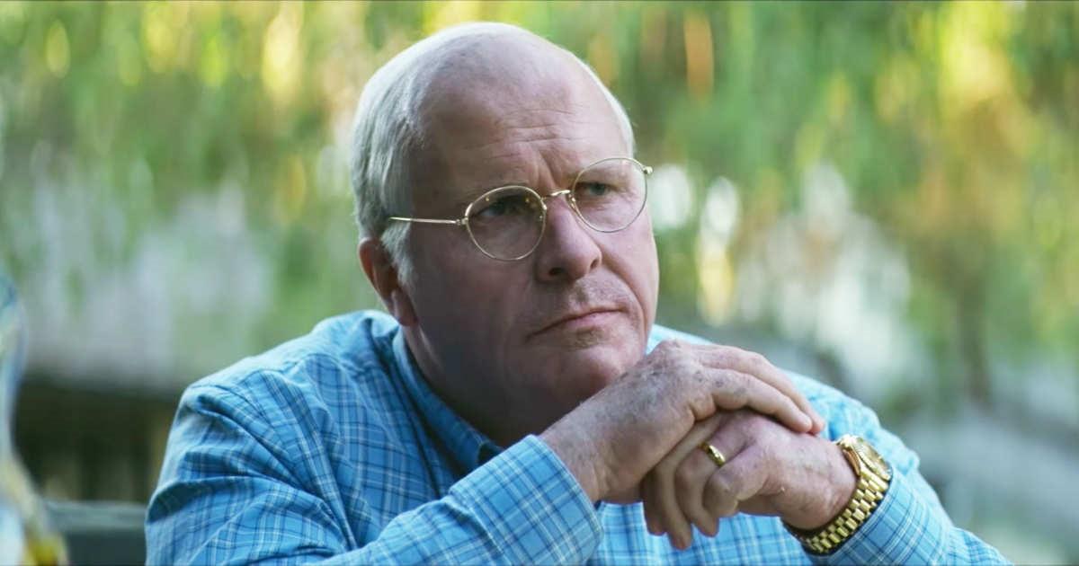 """Christian Bale i """"Vice""""."""