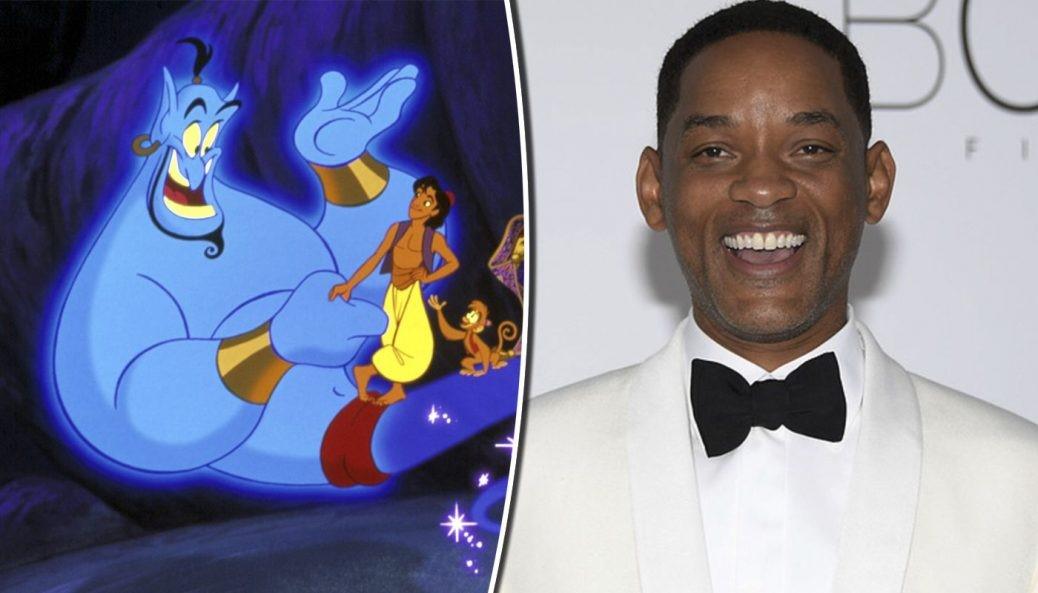 Anden i Aladdin