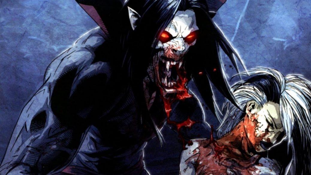 En bild på Dr Morbius