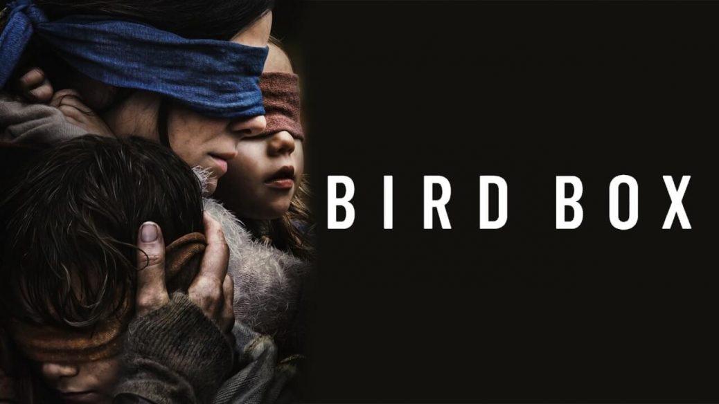 Omslagsbild för Bird Box