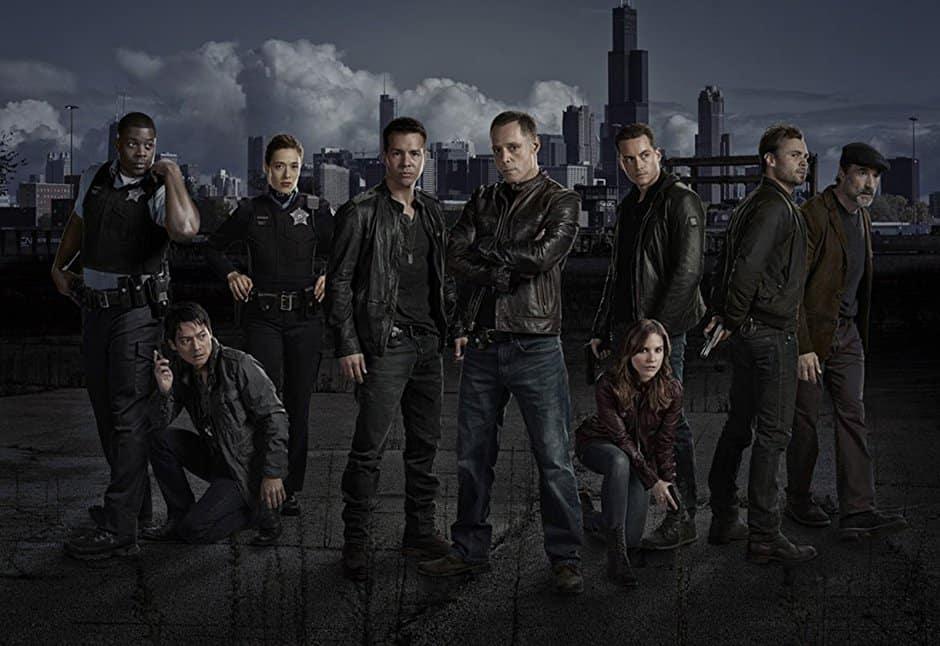 Huvudkaraktärerna i Chicago PD.