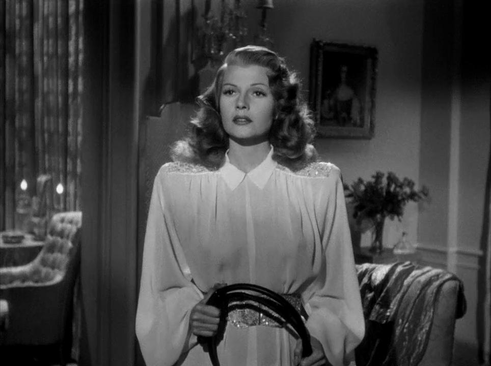 """Rita Hayworth i """"Gilda""""."""