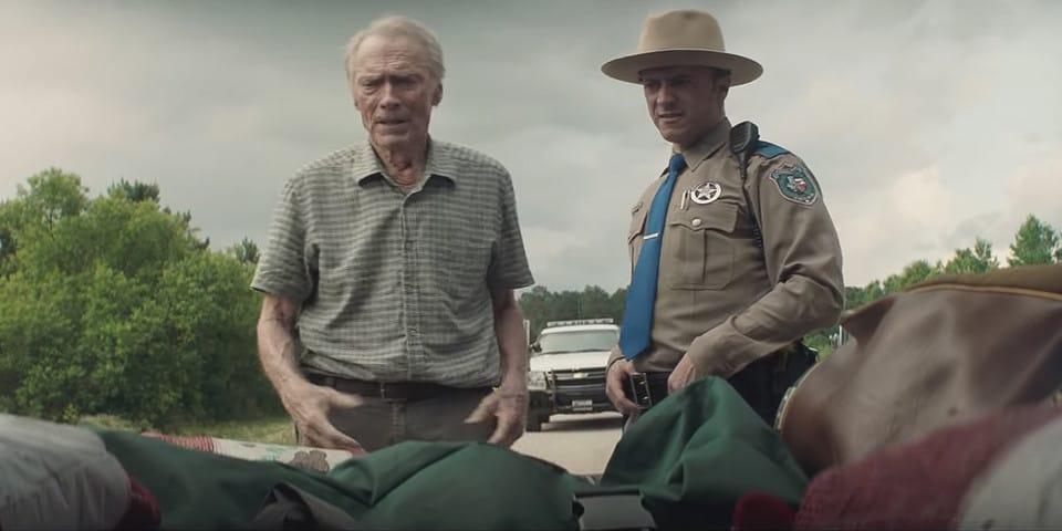 Clint Eastwood i The Mule