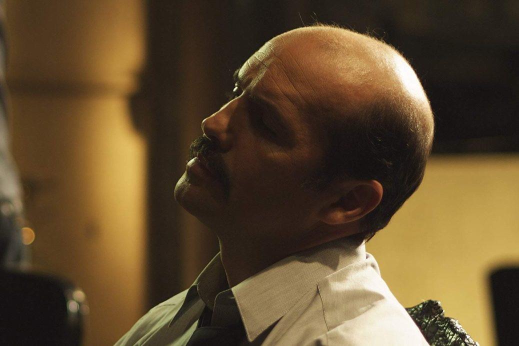Bilden visar skådisen Billy Zane från filmen The Employer