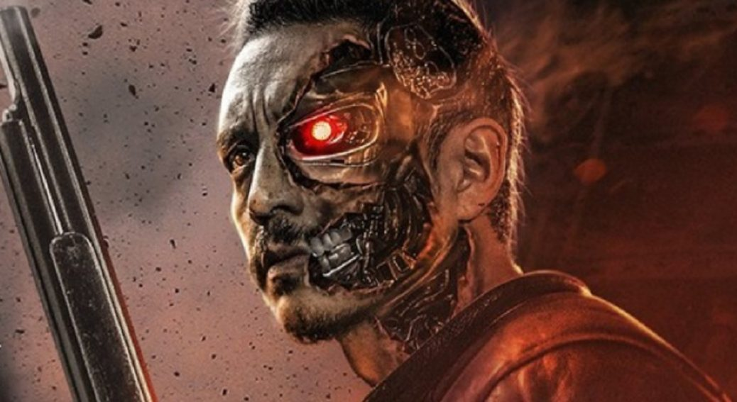 Gabriel Luna som nya Terminatorn