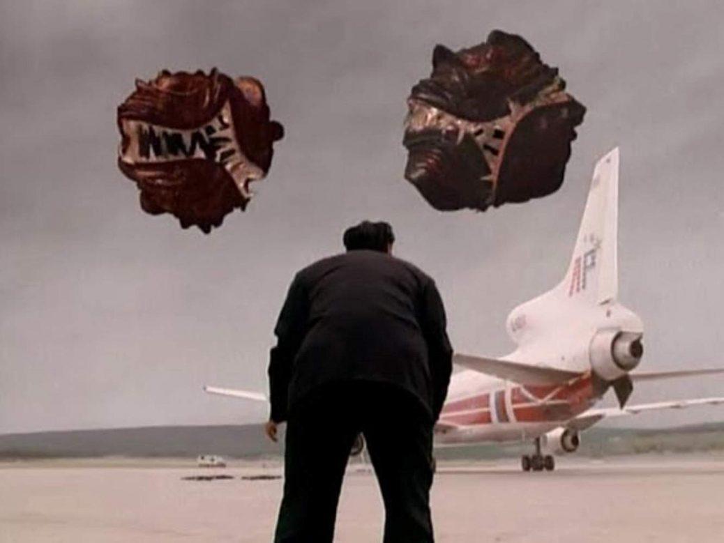 Flygande monster i Stephen Kings Langoljärerna