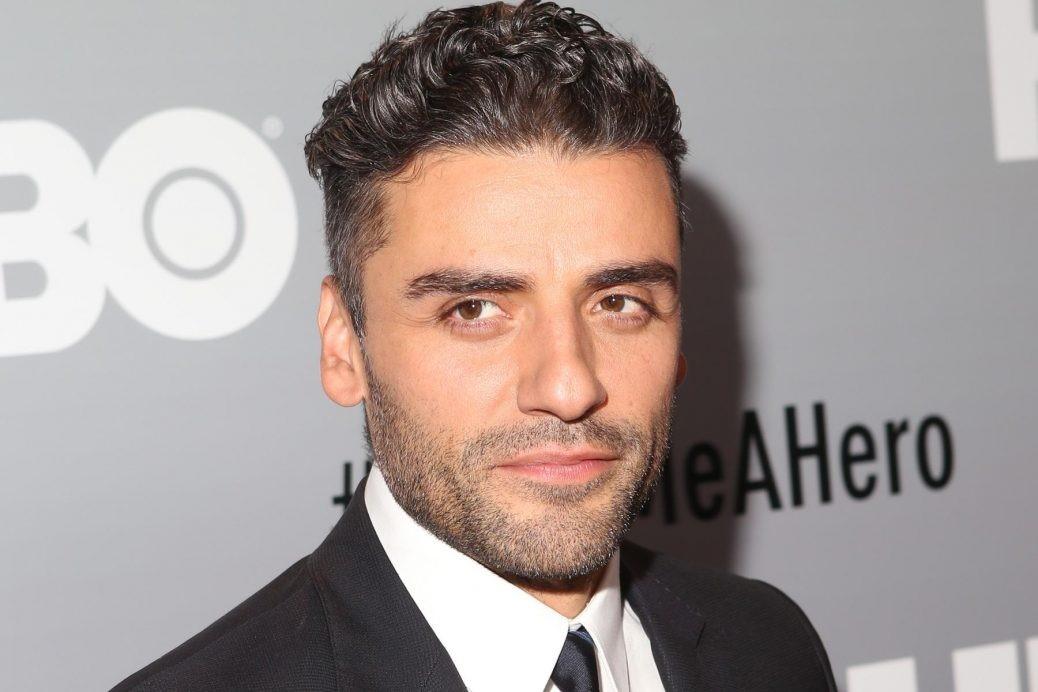 Bild på Oscar Isaac