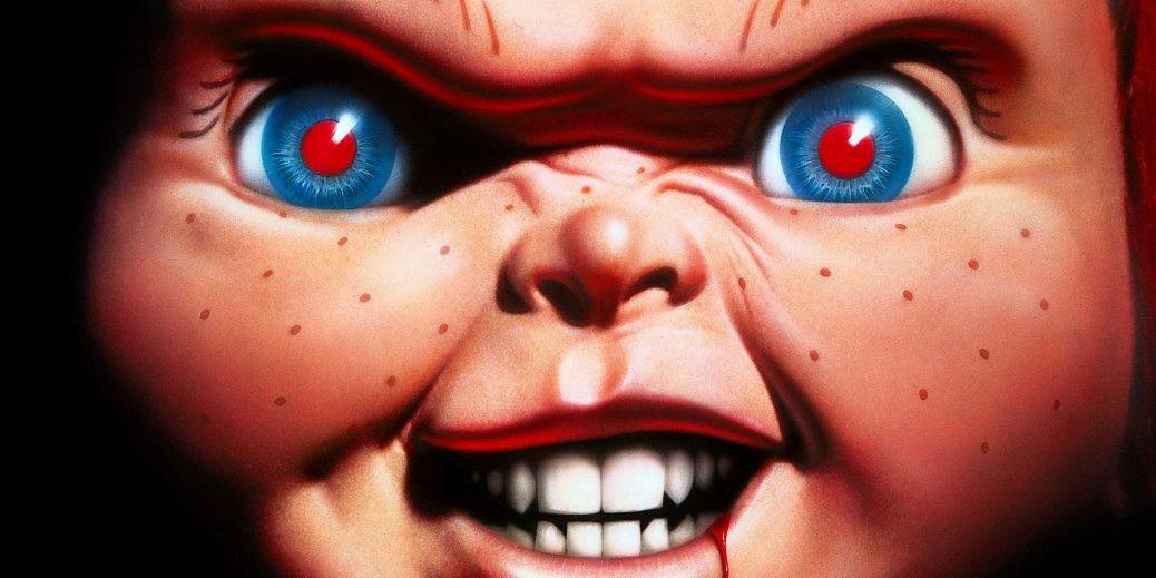 En bild på dockan Chucky